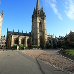university church, oxford