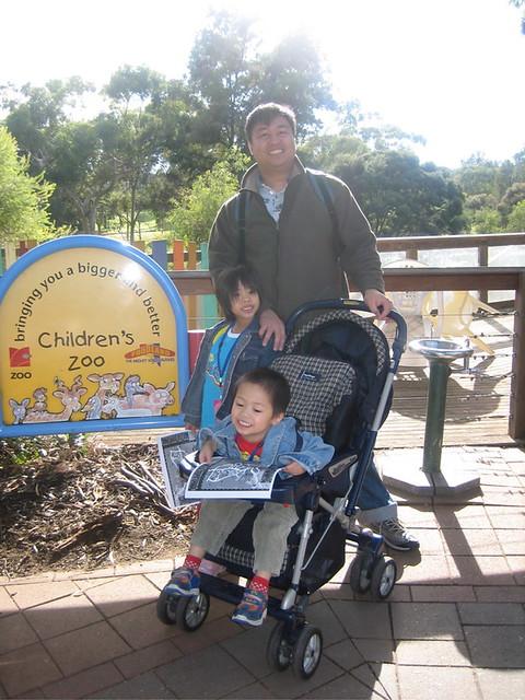 Header of Adelaide Zoo