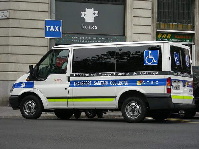disabled transport flickr photo sharing. Black Bedroom Furniture Sets. Home Design Ideas