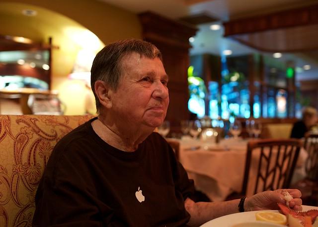 92 Year Old Lobstermum