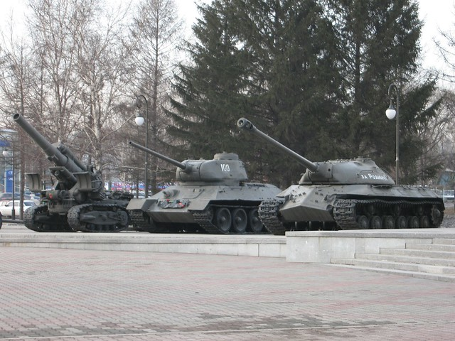 Krasnoyarsk, Siberia