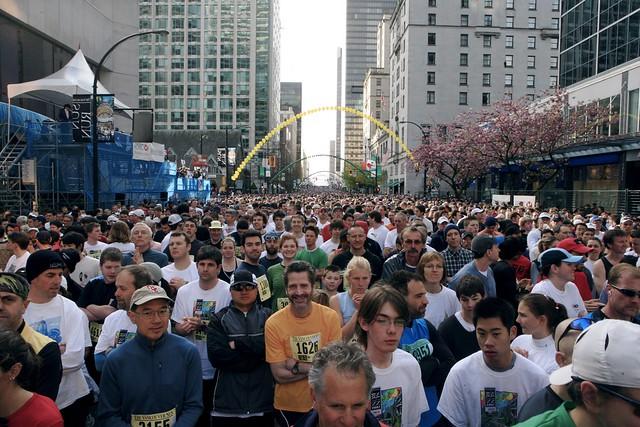 Vancouver Sun Run 2007