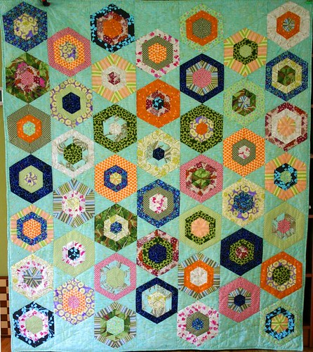 my fair lady quilt