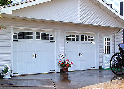 Carriage Style Garage Door Flickr Photo Sharing