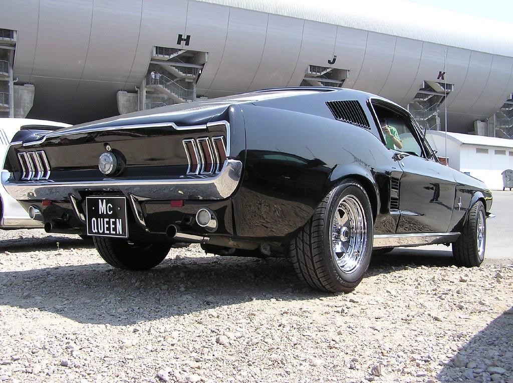 1967 Ford Mustang Fastback  pics