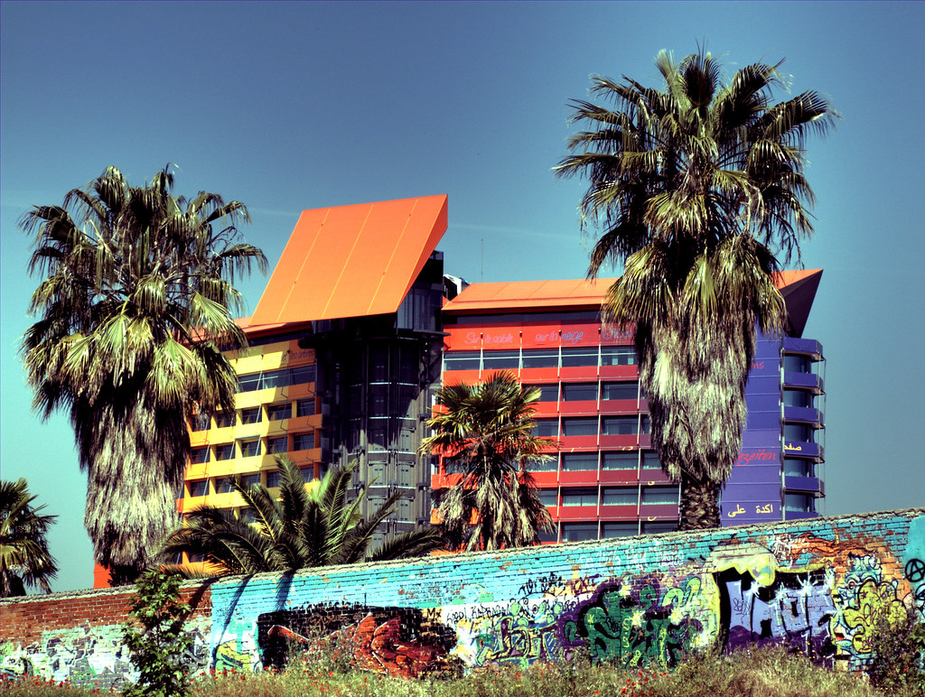 La avenida de am rica de madrid urban idade for Hotel avenida de america madrid