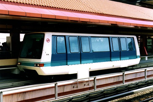 Bukit Panjang LRT | Flickr - Photo Sharing!