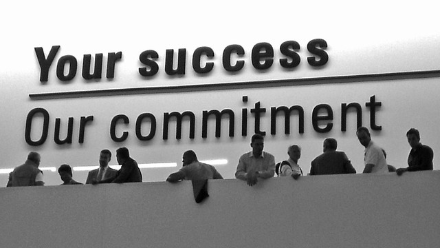 Your success, our commitment
