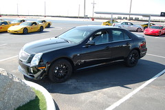 cadillac cts-v(0.0), automobile(1.0), automotive exterior(1.0), executive car(1.0), cadillac sts-v(1.0), cadillac(1.0), wheel(1.0), vehicle(1.0), automotive design(1.0), rim(1.0), full-size car(1.0), mid-size car(1.0), cadillac sts(1.0), cadillac cts(1.0), bumper(1.0), sedan(1.0), land vehicle(1.0), luxury vehicle(1.0),