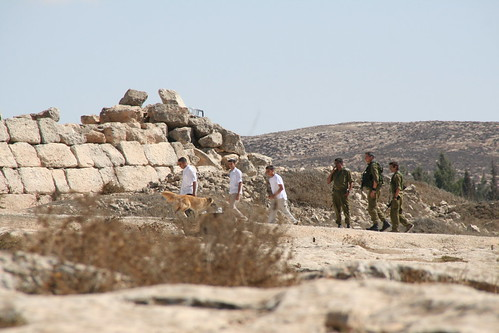Susiya settler outpost #2