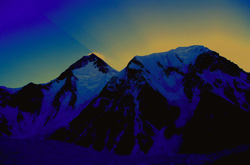 Gasherbrum I (8.068 mts)