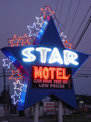 Star Motel - Cave City, Kentucky