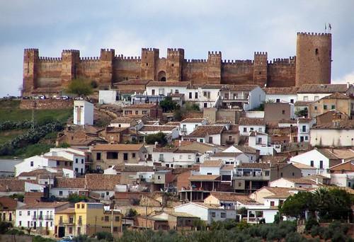 Ayuntamiento de ba os de la encina ja n tel fonos e informaci n de ayuntamientos de espa a - Castillo de banos de la encina ...