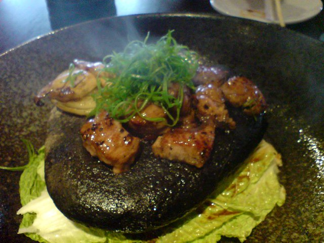 Stone Grilled Wagyu Beef Flickr Photo Sharing