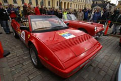ferrari 512(0.0), ferrari 308 gtb/gts(0.0), ferrari berlinetta boxer(0.0), ferrari testarossa(0.0), ferrari 328(0.0), race car(1.0), automobile(1.0), vehicle(1.0), ferrari s.p.a.(1.0), antique car(1.0), land vehicle(1.0), luxury vehicle(1.0), convertible(1.0), supercar(1.0), sports car(1.0),