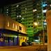A noite no centro de Floripa by Renata Diem