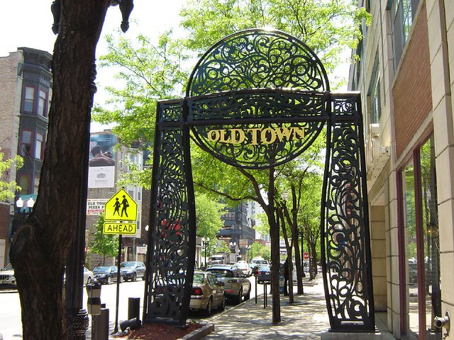 Old Town - Chicago