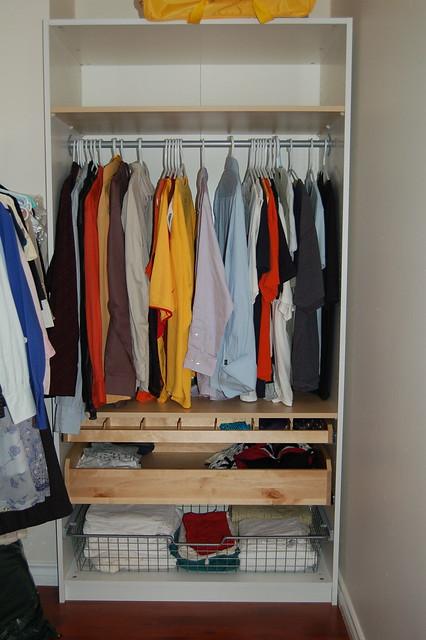 IKEA closet organizer  Flickr - Photo Sharing!