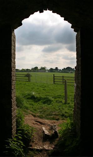 ireland green history gate cork icehouse 070505 mitchelstown