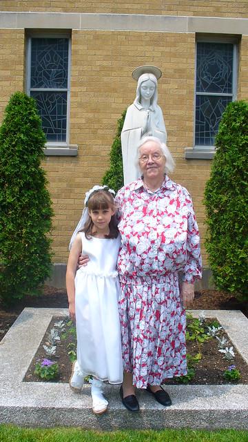 Izzy and Grandma