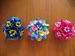 Kusudamas Paper Ornament 12 Photos 617