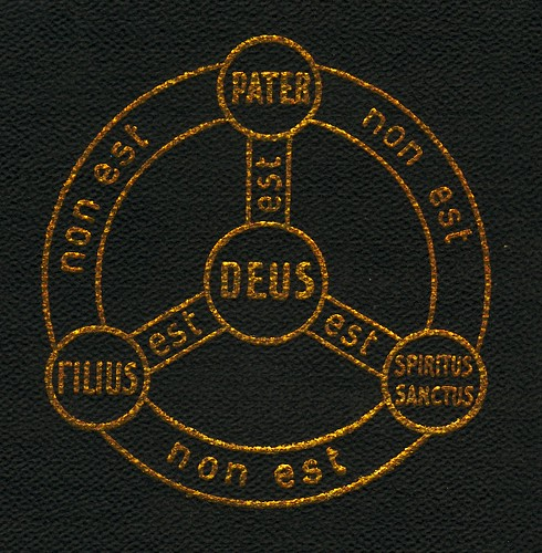 Cover Art for Francis J. Hall, <cite>Theological Outlines</cite>
