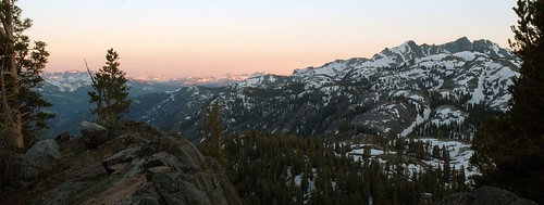 View to the South, Ansel Adams Wilderness
