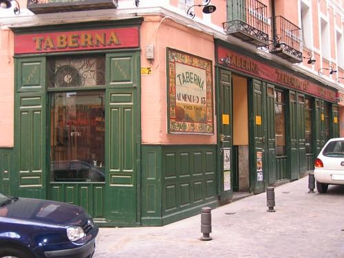 Taberna El Almendro 13