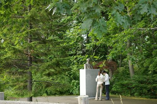 Hokkaido University Mr.Nitobe