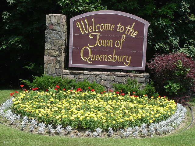 to the Town of Queensburyqueensbury town