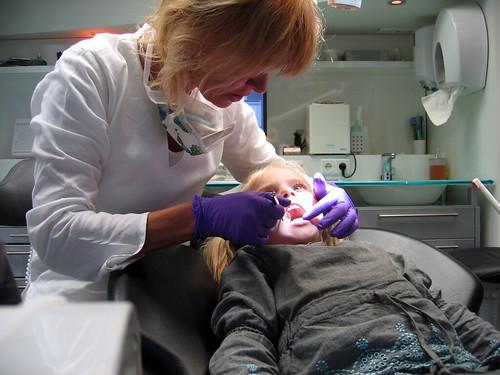Kris tanden tellen