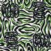 vintage fabric: geometric