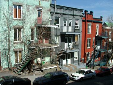 Montreal (tri) plex