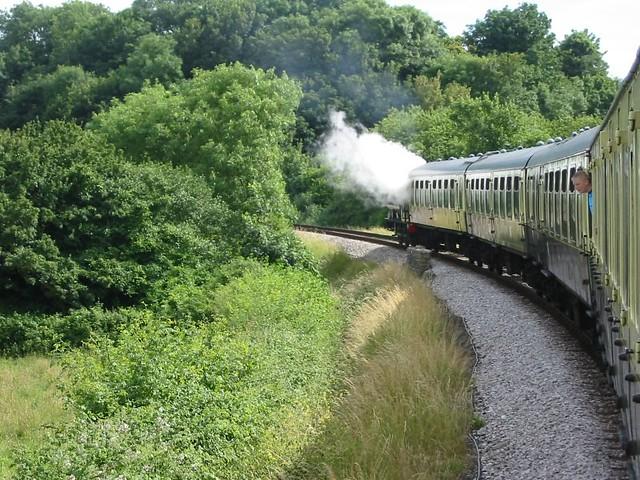 Paignton-Dartmouth Steam Railway   Flickr - Photo Sharing!