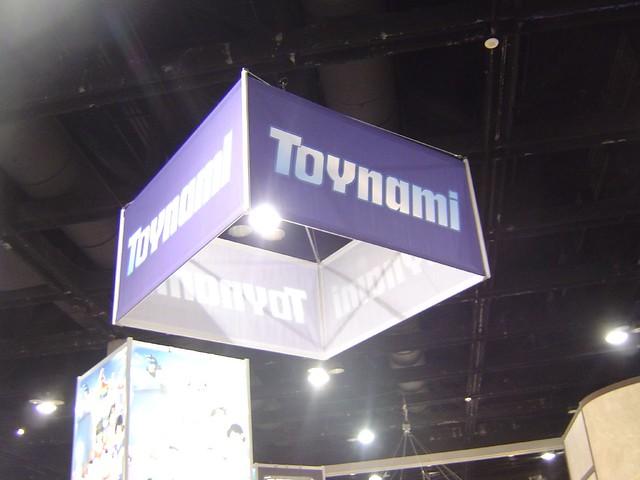 Header of toynami