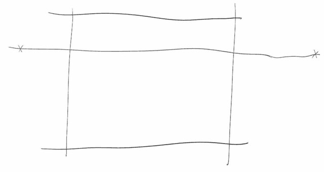 how to draw a horizon