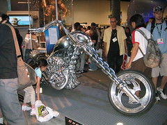 Ghostrider Motorcycle