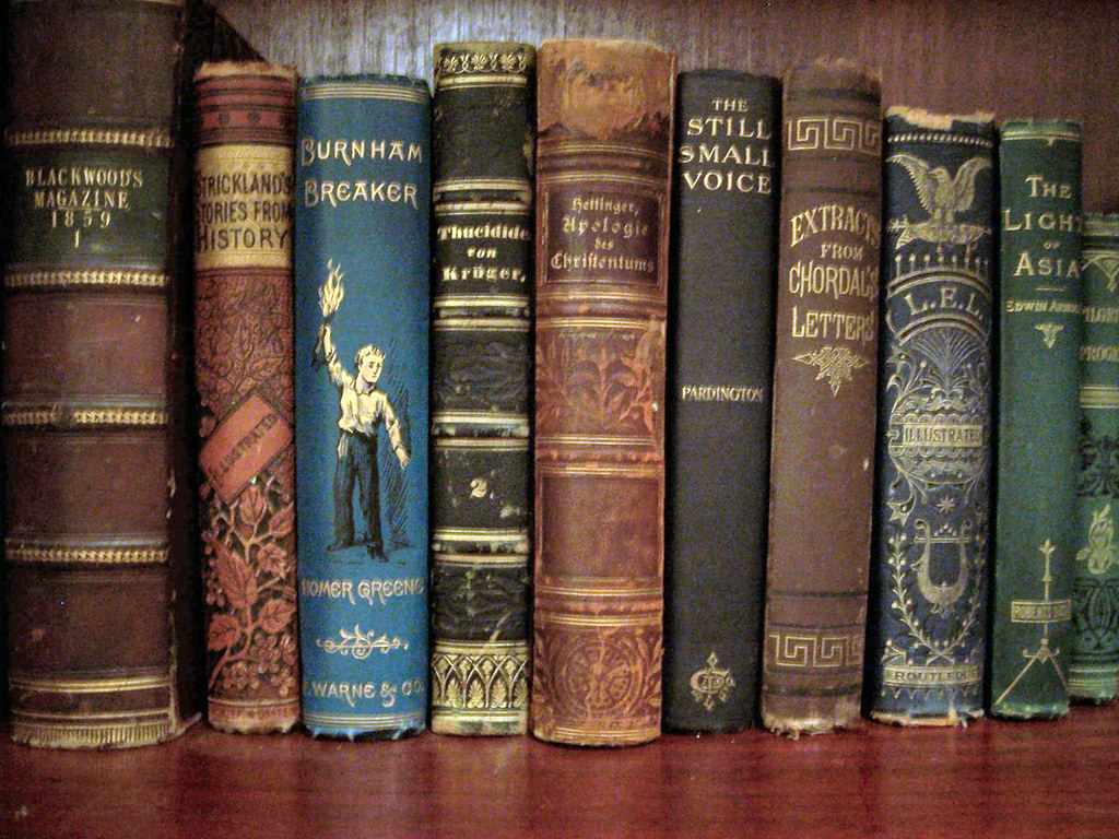 Old Book Cover Generator : Old books a photo on flickriver