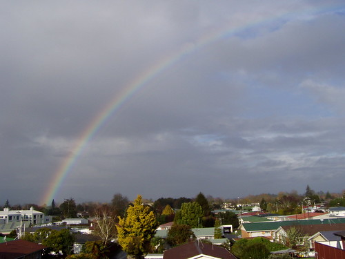 Rainbow 1 (taken by Nina from our balcony)