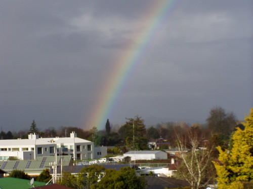 Rainbow 4 (taken by Nina from our balcony)