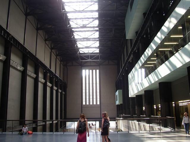 Tate Modern Foyer image