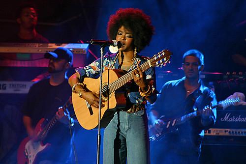 Lauryn Hill by bastomas (via Flickr)
