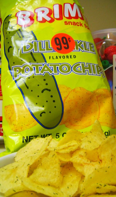 Chips Brims Dill Pickle Flickr Photo Sharing
