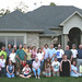 the whole clan, cropped and brightened by Martin LaBar (going on hiatus)