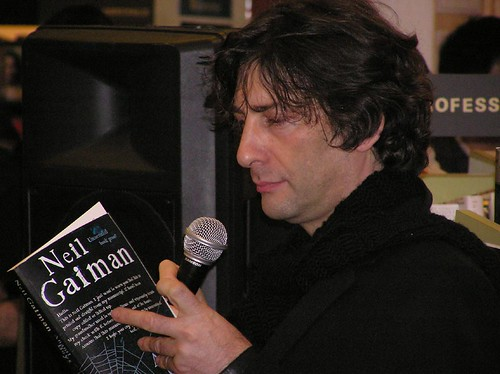 Riddles of Neil Gaiman