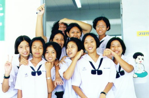 thai students | Flickr - Photo Sharing!
