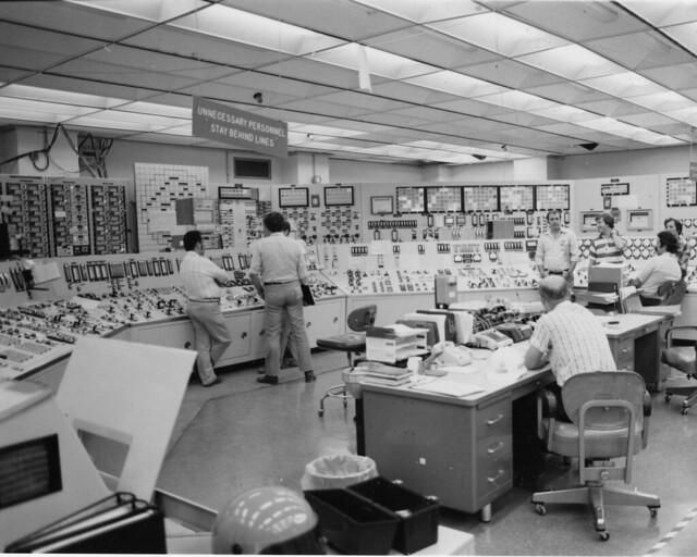 Inside Three Mile Island Nuclear Power Plant | My dad's ...