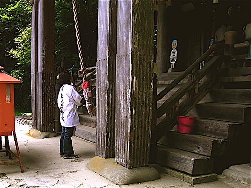 Shikoku Henro ( pilgrim) / お遍路さん