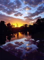 Torrens Sunset 1