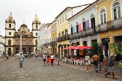 Pelourinho streets